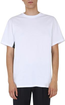 Stella McCartney 23 OBS Logo Tape T-Shirt
