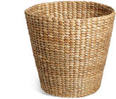 Marks and Spencer Water Hyacinth Round Waste Bin