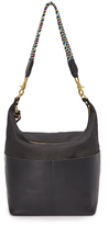 Clare Vivier Sophie Canvas Hobo Bag