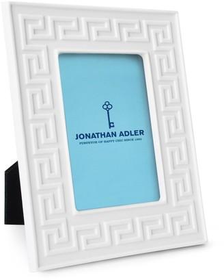 "Jonathan Adler Charade Greek Key Frame 4"" x 6"""
