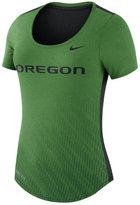 Nike Women's Oregon Ducks Dri-Blend Scoop T-Shirt
