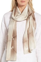 Eileen Fisher Women's Shibori Silk Scarf