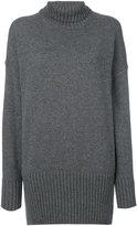 Dolce & Gabbana oversized jumper - women - Cashmere - 36