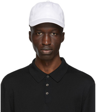 Norse Projects White Twill Sports Cap
