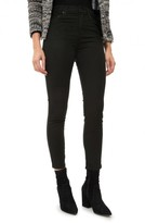 Citizens of Humanity Twill Rocket Crop High Rise Skinny