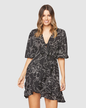 Pilgrim Women's Mini Dresses - Rea Mini Dress - Size One Size, 6 at The Iconic