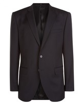Jaeger Wool Black Regular Jacket