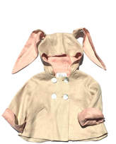 Little Goodall Linen Bunny Topper