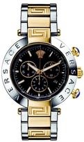 Versace Reve Chrono Collection VQZ120015 Men's Stainless Steel Quartz Watch