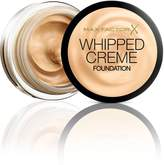Max Factor Whipped Creme Foundation - (18ml) by