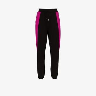 Ninety Percent Side Stripe Cotton Sweatpants