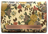 Patricia Nash Denim Fields Collection Cametti Wallet
