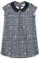 Jean Bourget Girl's Print Carreaux Dress,(Manufacturer Size: 6A)
