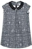 Jean Bourget Girl's Print Carreaux Dress