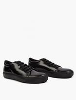 Acne Studios Adrian Cupsole Sneakers In Black