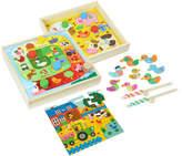 Vilac Farm Game Multicoloured