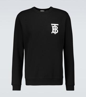 Burberry Dryden TB logo sweatshirt