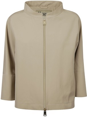Herno Classic Zip Jacket
