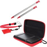 Nintendo DreamGEAR 3DS 4-In-1 Case Pack -, Red