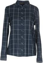 Le Mont St Michel Denim shirts - Item 42629296