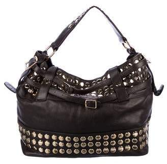 8a3f9d3c12 Brown Studded Hobo Bags for Women - ShopStyle Canada