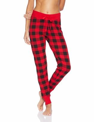 Hatley Little Blue House Women's Pajama Leggings Bottom