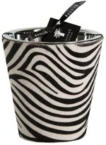 Baobab Collection Zebra Printed Ponyskin Maxi Max Candle