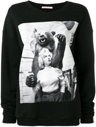 Christopher Kane Marilyn sweatshirt