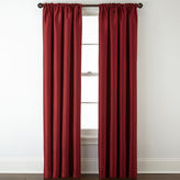 Royal Velvet Plaza Lined Blackout Rod-Pocket/Back-Tab Curtain Panel