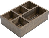 Paradigm Bath Accessories Driftwood Organizer