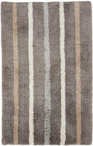 "Hotel Collection Closeout! 30"" x 50"" Contrast Stripe Rug, Created for Macy's Bedding"