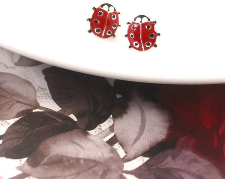 4bd0074ba Ladybird Earrings - ShopStyle UK