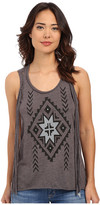 Roper 0227 Heather Jersey Tank Top
