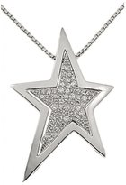 Thierry Mugler Sterling Silver Necklace
