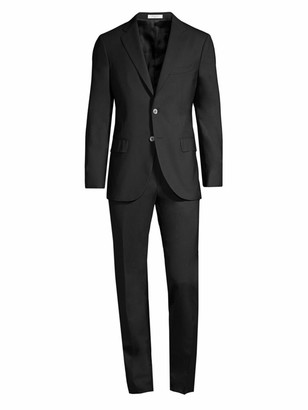 Boglioli Wool Milano Suit Jacket