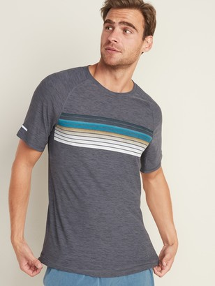 Old Navy Ultra-Soft Breathe ON Graphic Tee for Men