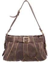 Chloé Suede Shoulder Bag