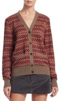 Marc Jacobs Wool V-Neck Cardigan