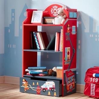 Fantasy Fields Little Fire Fighters Bookshelf