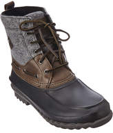 Sperry Men's Decoy Waterproof Leather & Wool Boot