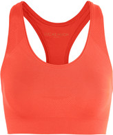 Lucas Hugh Technical-knit stretch sports bra