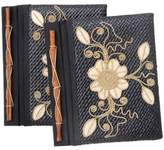 Pandanus journals (Set of 2), 'Floral Pride'