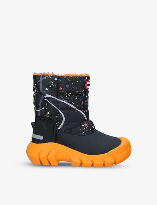 Hunter Originals nylon snow boots 2-7 years