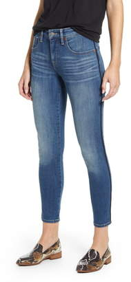Lucky Brand Ava Piped Skinny Jeans
