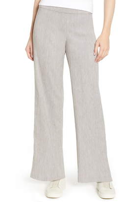Nic+Zoe Here or There Linen Blend Pants