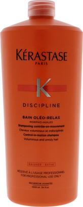 Kérastase 34Oz Discipline Bain Oleo-Relax Shampoo