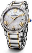 David Yurman The Classic® Timepiece, Steel & 18k Gold, 38mm