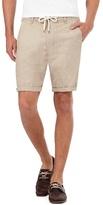 Red Herring Natural Chambray Chino Shorts
