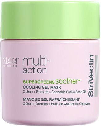StriVectin Supergreens Soother Cooling Gel Mask 70Ml