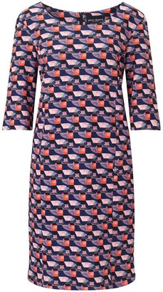 James Lakeland Printed Shift Dress